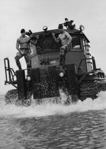 underpromise marines calender