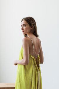 green dress michelle