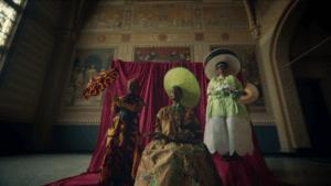 Videoclip costumes