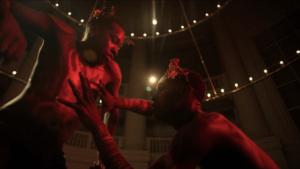 red light videoclip